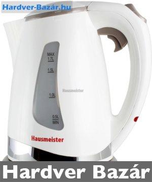 Hausmeister vízforraló 1,7l eladó
