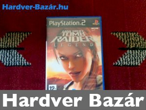 PS2 Tomb Raider: Legend eladó