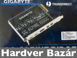 Gygabyte Alpine Ridge Thunderbolt 3 PCIe eladó