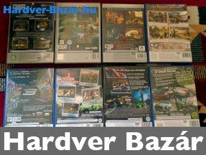 PS2 játékok 8db eladó