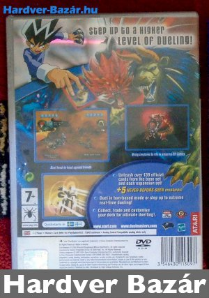 PS2 Duel Masters (Limited Edition) eladó