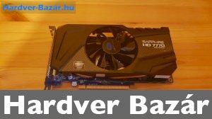 Sapphire AMD Radeon HD7770 eladó