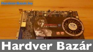 Sapphire ATI Radeon HD4650 eladó