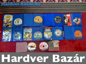 PS2 10db játék eladó