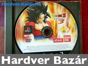 PS2 DragonBallz Budokai 3 eladó