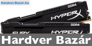 Kingston HyperX FURY 8GB (2x4GB) DDR4 2133MHz Memória   eladó
