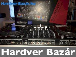 Vadonatúj Pioneer DJ DDJ-1000SRT 4-csatornás professzionális DJ vezérlő a rekordbox dj-hez eladó
