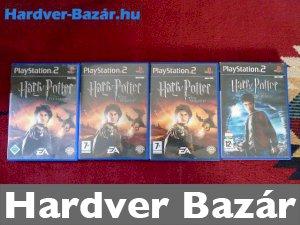 PS2 Harry Potter játékok eladó