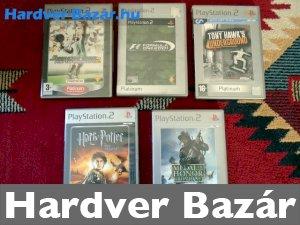 PS2 Platinum játékok eladó