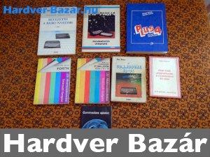 Commodore könyvek egyben eladók eladó