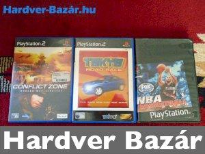 PS2 játékok 3db eladó