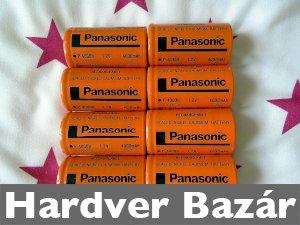 Panasonic akku 1,2V eladó