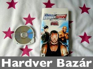 PSP SmackDown vs. Raw 2008. eladó