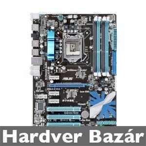 ASUS P7H55 alaplap dobozzal + i5 650 processzor inteles hűtéssel eladó