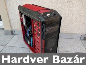 Teljes Gamer konfig (Intel i5, Radeon r9 390 8GB, 250GB SSD + 1TB HDD) eladó