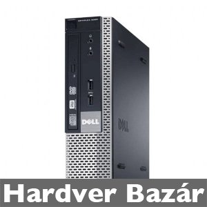 DELL Optiplex 9020 USFF   i5-4590T   4GB DDR3   500 GB HDD   HD 4400   Win10 Pro. eladó