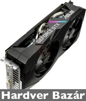 ASUS GeForce GTX 1660 OC 6GB GDDR5 (DUAL-GTX1660-O6G-EVO) Videokártya eladó