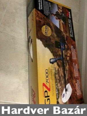 Minelab GPZ 7000 Gold Nugget Metal Detector eladó