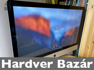Apple iMac 2010 i7 16GB RAM SSD+HDD eladó
